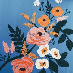 simply-divine-creation: Rifle Paper Co Gouache, Painting Inspiration, Art Inspo, Floral Illustrations, Illustration Art, Floral Prints, Art Prints, Plant Art, Rifle Paper Co