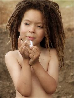 My future children will probably look similar to this adorable lil guy.. dreads included!