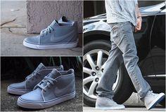 Nike Toki ND Grey and Blue
