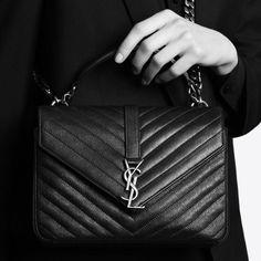 SHOP IT ➡️Collège Bag Saint Laurent ⚡️ #bag #saintlaurent https://www.theshopally.com/celinefloat/20160131/shop-it-college-bag-saint-laurent-bag-saintlaurent