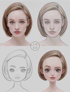 ArtStation - Woman4, miji lee