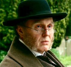 Tim Pigott-Smith, Mr. Richard Hale - North & South directed by Brian Percival (TV Mini-Series, 2004) #elizabethgaskell