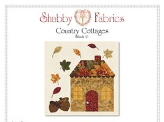 Quilt casitas - Google Drive Colchas Quilt, Quilts, Casas Country, Shabby Fabrics, Cottage Homes, Home Art, Patches, Google Drive, Country Cottages