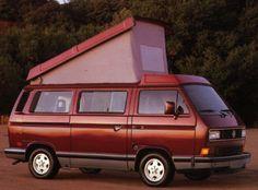 1991 Volkswagen Vanagon Westfalia