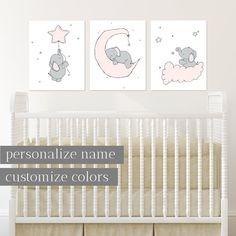 Sweet Child of Mine Pink Black /& White Print Nursery Kids Girls Room Wall Art