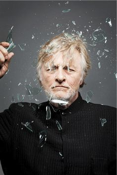 Rutger Hauer, reminiscent of Odin.