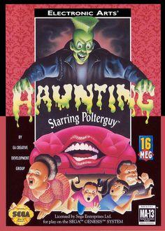 Haunting (Sega Genesis)—http://www.megalextoria.com/forum2