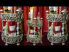 DIY Newspaper wall mount rack #2 | Newspaper Organizer - YouTube