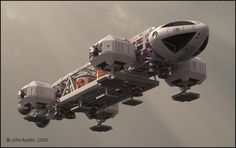 Space 1999 - Project Eagle