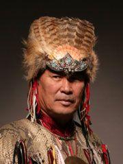 Nikolay Oorzhak, modern-day Tuvan shaman and throat-singer