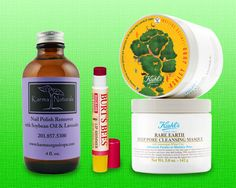 8 Amazing Green Beauty Products--I've used Karma Organics' nail polish remover for years now and it is FANTASTIC!