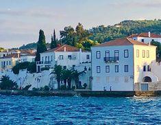 The white of Spetses Deep Water, Greek Islands, Summer Time, Seaside, Greece, Landscapes, Waves, Backyard, Adventure