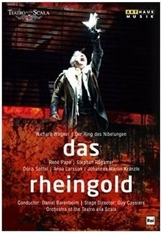 Wagner: Das Rheingold / Pape, R - losermarxdr Richard Wagner, Mezzo Soprano, Conductors, Logs, Orchestra, Musicals, Movie Posters, Favorite Things, Culture