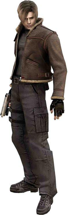 Leon Kennedy   Resident Evil