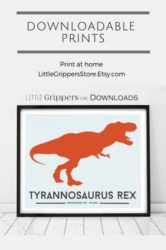 T-Rex printable dinosaur wall art, Boys room dinosaur decor Boy Printable, Printable Wall Art, Dinosaur Coloring Pages, Coloring Books, Dinosaur Pictures, Tyrannosaurus Rex, Online Printing Services, Wall Art Sets, T Rex