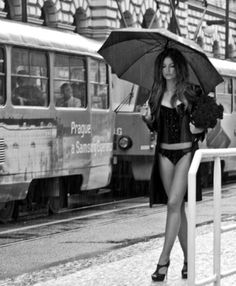 wanderlust in the rain