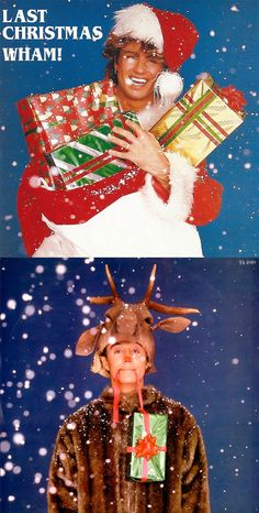 "Wham! ""Last Christmas"" (1984) sorry, I love it and I know ALL the words !!!"
