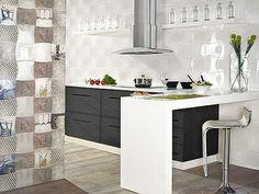 diseño de cocinas de azulejo   inspiración de diseño de interiores