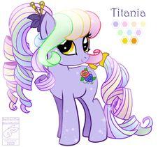 Titania Ref by LadyDuskfall