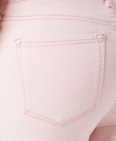Jessica Simpson Kiss Me Skinny Jeans - Pink 27