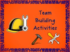Elementary Matters: Team Building Activities I love these ideas for team building!
