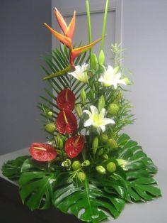 Re: Arte Floral 2009 nuevas composiciones con fotos y paso a pasHola cielo, me alegro que tu mami esté algo mejor. No te he dicho nada en el post de las...