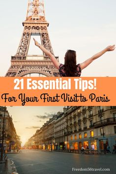 All you need to know on your first visit to Paris! See the best tips, things to do and where to stay to complete your Paris bucket list. #tips #visitparis #bucketlist #thingstodoinparis #firsttimeinparis