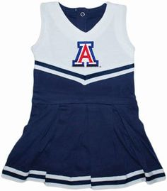 University of Arizona Wildcats Baby and Toddler Polar Fleece Vest