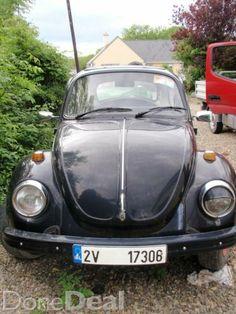 1972 1300 VW Beetle