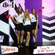 Dinos, ¿cuál es tu favorita y por qué crees que debería ganar? Pronto podrás votar por una de ellas en www.chicaemexico.com