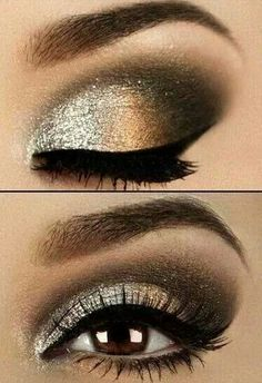 Create this look with Younique pigments!