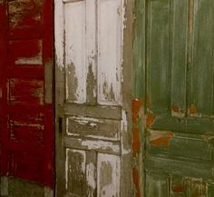 Beautiful door at Marshall's Antique Warehouse in Canton, Ohio. My hometown. I should have them here. :)