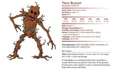 Dungeons And Dragons Homebrew, Dungeon Maps, Small Plants, Vulnerability, Monsters, Game, Games, Toy