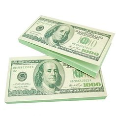 USD $ 2.79 - The Greenback Self-Stick Note, Free Shipping On All Gadgets!