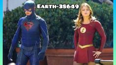 this looks cool Supergirl Comic, Supergirl And Flash, Supergirl Season, Superhero Shows, Superhero Memes, Funny Marvel Memes, Dc Memes, Funny Memes, Hilarious