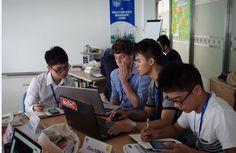 #PPMSchool teamwork in #Comau #Shanghai