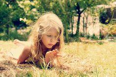 Dandelion summer.