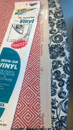 crafts diy Make your fabric into vinyl with iron on vinyl! PAK The post Make your fabric into vinyl with iron on vinyl! appeared first on Diy and crafts. Fabric Crafts, Sewing Crafts, Sewing Projects, Diy Projects, Sewing Hacks, Sewing Tutorials, Sewing Patterns, Sewing Tips, Sewing Ideas