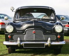 Classic Cars British, Ford Classic Cars, Vintage Cars, Antique Cars, Vintage Style, Ford Zephyr, Automobile, 1954 Ford, Ford Anglia