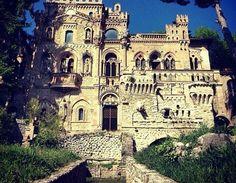 Il castello della Monica - Borgo Medioevale di Teramo #abruzzo