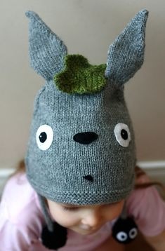 Ravelry: Top Down Bonnet with Anime Character pattern by Adrian Bizilia