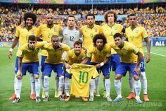 2014 Brasil - ドイツが7ゴールを奪い決勝へ、ブラジルは歴史的大敗