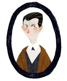 Sherlock Holmes by @taryndraws #sherlockholmes #fanart