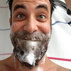 Shampoo für den Bart?