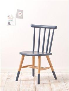 Poser ses vêtements, lire ou travailler à sa table. La chaise de bureau s'inspire du style scandinave pour créer une déco tendance dans la chambre des enfants. DétailsDim. 30,5 x 30,5 x 60 cm. Livrée montée.Petite table assortie sur cyrillus.frMatièresBois : assise et dossier bouleau, pieds hêtre massif;