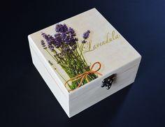 Lavendula box