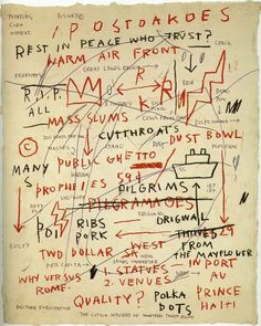 Jean-Michel Basquiat, Untitled (Quality), 1983