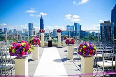 Distinctively Different: 9 Unique Wedding Venues in Atlanta // Ventanas