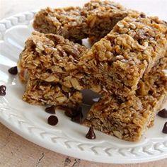 Granola Bars - Allrecipes.com