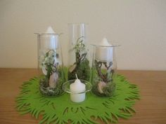 Partylite, Glass Vase, Miniatures, Table Decorations, Inspiration, Home Decor, Spring Summer, Fall Winter, Round Round
